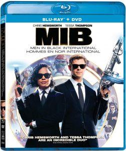 Men in Black: International on Blu-ray and DVD
