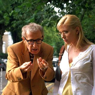 Scarlett Johansson defends Woody Allen