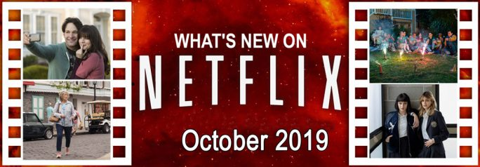 October is a month that has viewers of all ages looking forward to the ghosts and goblins that come with Halloween. To get you ready, Netflix is offering an assortment of scary and supernatural shows, including Season 2 of Hauntedand for the kids, The Spooky Tale of Captain Underpants Hack-a-ween. Also check out original movies […]