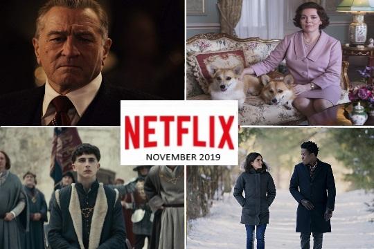 New on Netflix Canada in November 2019