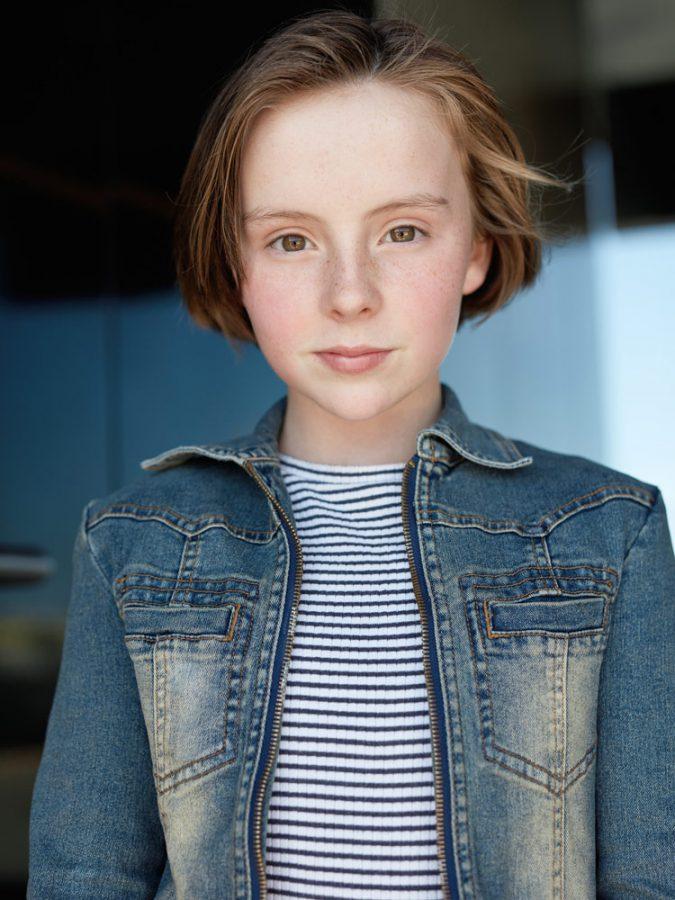 Anna Cooke. Photo courtesy Jane Cooke.