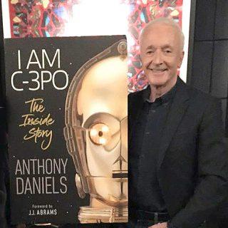 Anthony Daniels on I Am C-3PO: The Inside Story