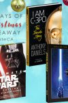 12 Days of Christmas giveaway: Day 3 - Stars Wars books and more!