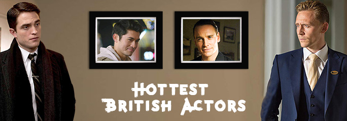 Hottest British Actors
