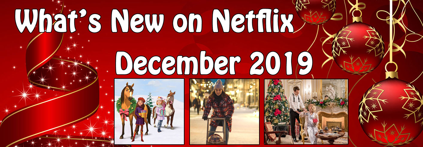 What's new on Netflix December 2019