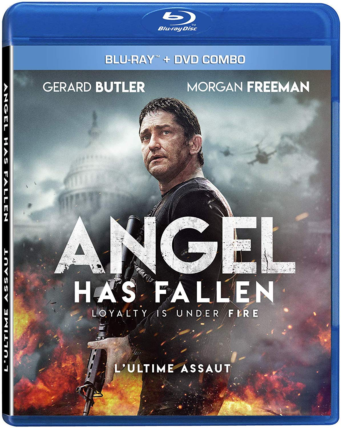 Angel Has Fallen on DVD and Blu-ray