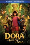New on DVD - Dora and the Lost City of Gold and more!