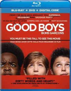 Good Boys on Blu-ray
