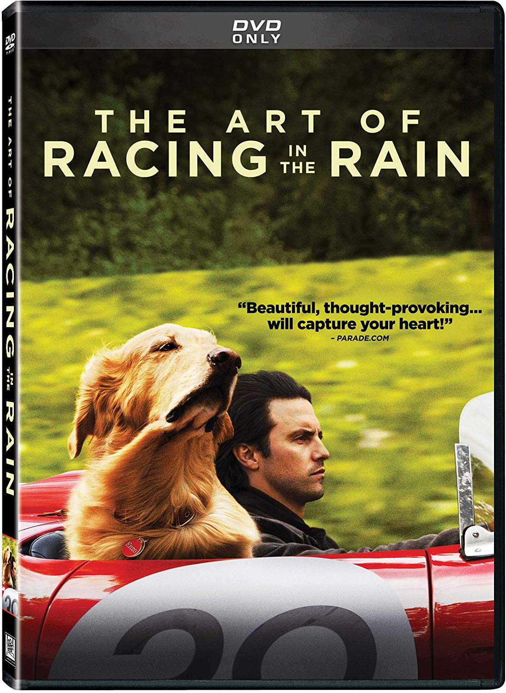 The Art of Racing in the Rain on DVD