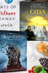 12 Days of Christmas Giveaway: Day 5 - Game of Thrones: The Complete Series