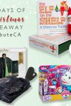 12 Days of Christmas Giveaway: Day 7 - Harry Potter and more toys
