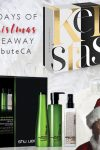 12 Days of Christmas Giveaway: Day 8 - Kérastase, Shu Uemura gift sets