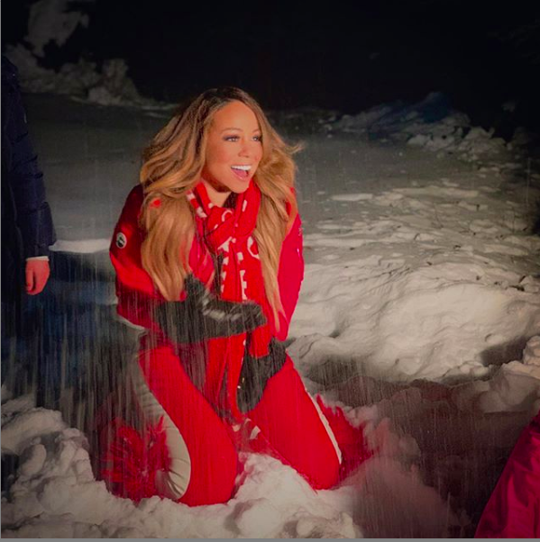 Photo credit: Instagram.com/mariahcarey