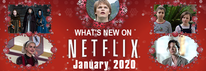 What's new on Netflix January 2020