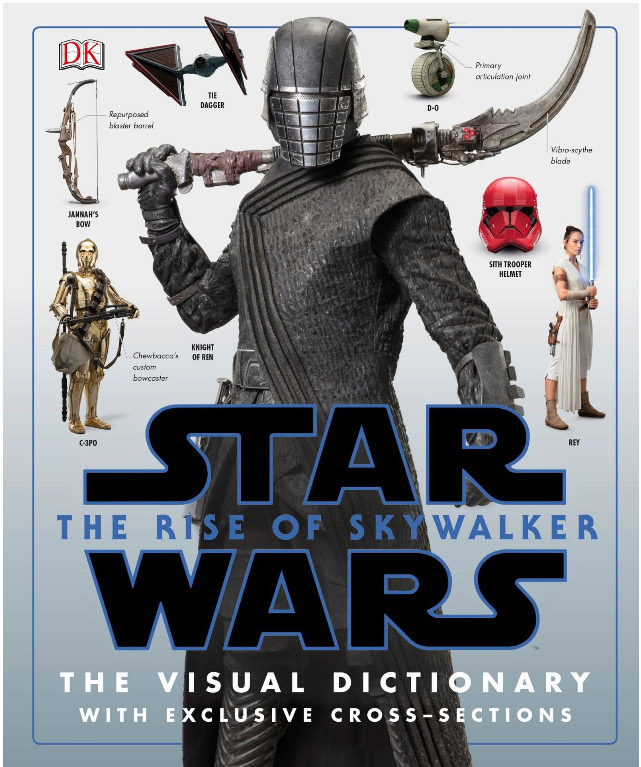 Star Wars: The Rise of Skywalker The Visual Dictionary DK Canada