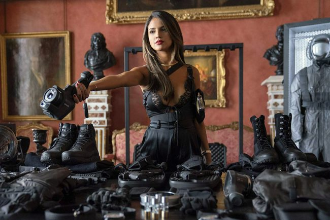 Much like her Godzilla vs. Kong co-star Jessica Henwick, Mexican actress Eiza Gonzalez is looking to have a big 2020 with the release of three films. On top of the monster blockbuster, Gonzalez is set to star in the film adaptation of the comic book Bloodshot, starring Vin Diesel. Those two films will add to […]