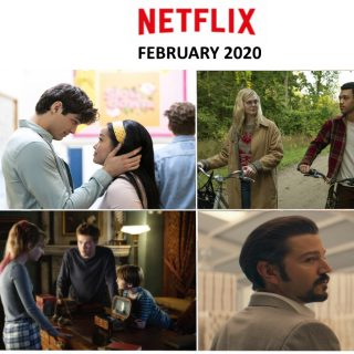 What's new on Netflix Canada this month