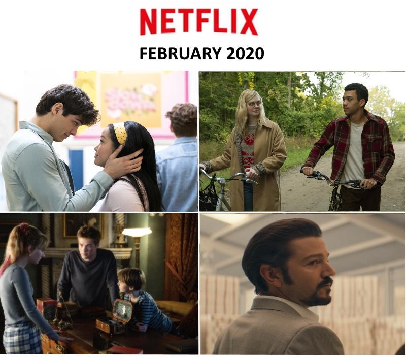 Netflix February 2020