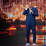 Russell Peters chats about new special