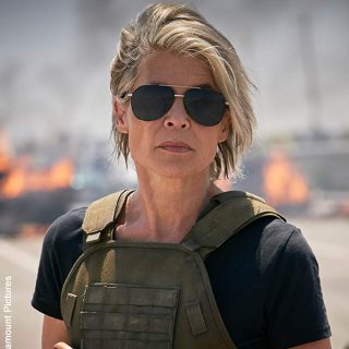 Terminator star Linda Hamilton chats about Arnold and more!