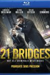 Chadwick Boseman leads great cast: 21 Bridges Blu-ray review