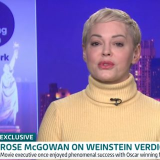Rose McGowan afraid for life after Harvey Weinstein verdict