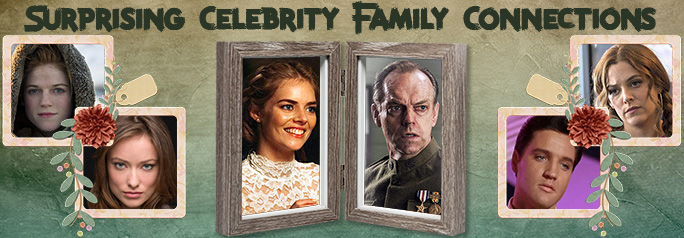 Surprising Celebrity Family Connections
