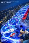 Sonic the Hedgehog races to top spot at weekend box office