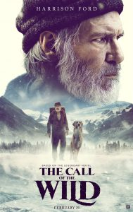 The Call of the Wild movie poster