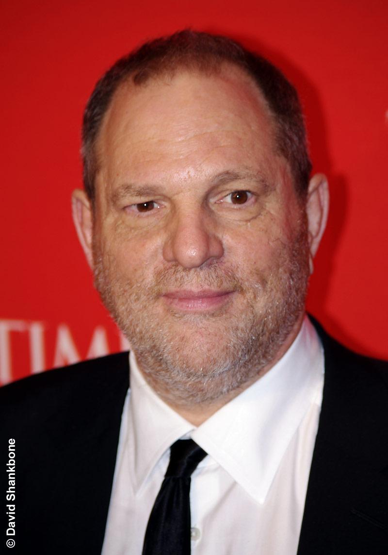 Harvey Weinstein photo by David Shankbone