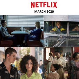 What's New on Netflix Canada March 2020
