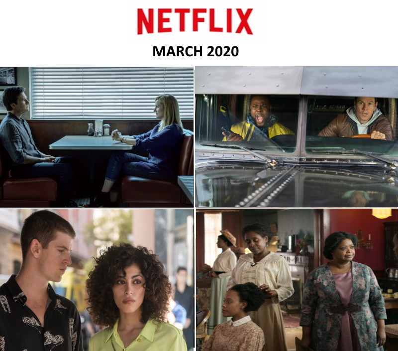 What's new on Netflix Canada in March 2020