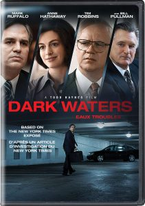 Dark Waters on DVD