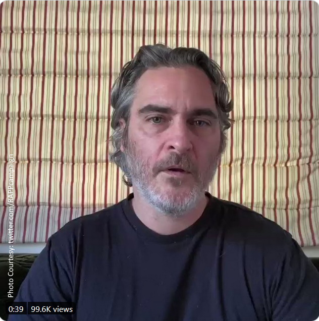 Joaquin Phoenix wants NY prisoners released amid coronavirus