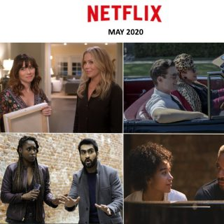 New on Netflix Canada - May 2020