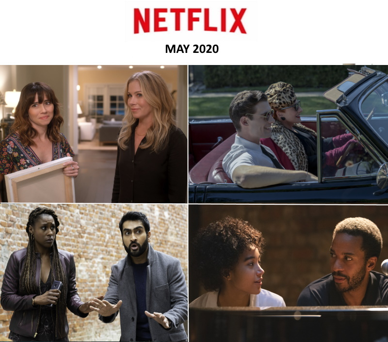 Here's what's New on Netflix Canada – May 2020