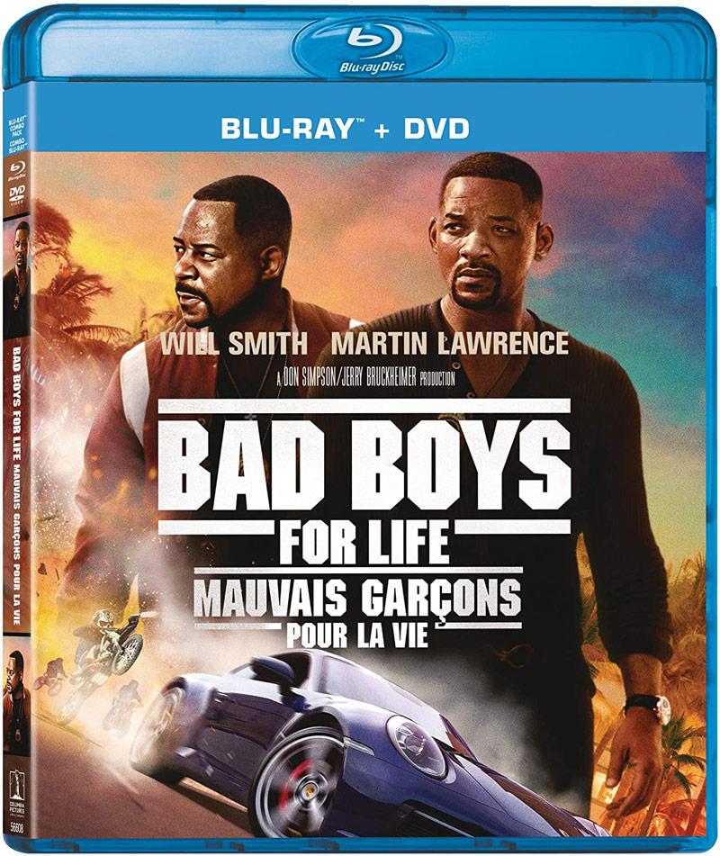 Bad Boys for Life on Blu-ray and DVD