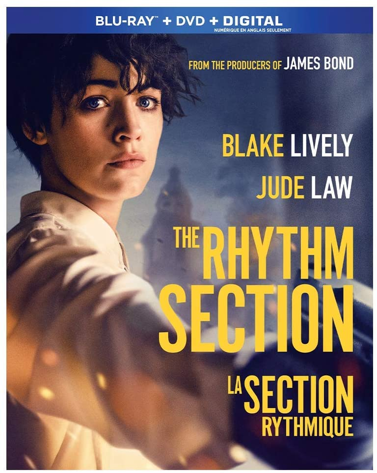 The Rhythm Section on Blu-ray and DVD