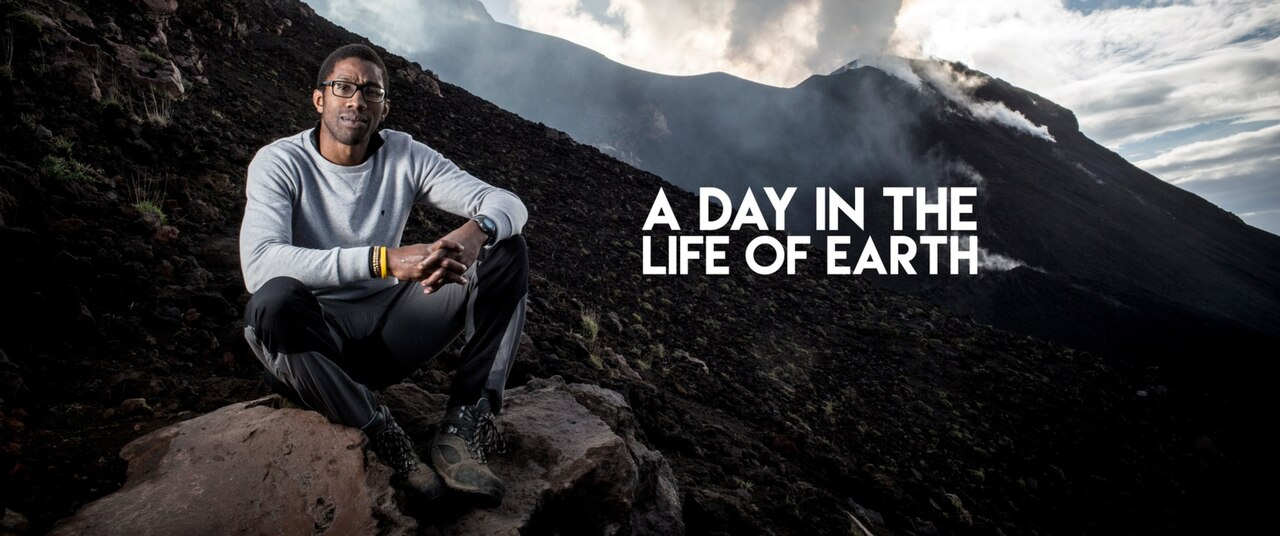 A Day in the Life of Earth wins Rob Stewart Award