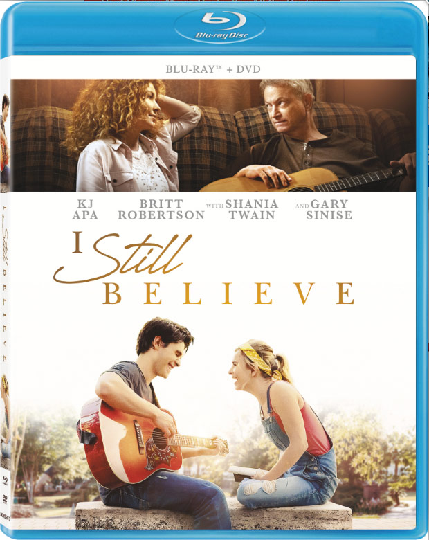 I Still Believe on Blu-ray