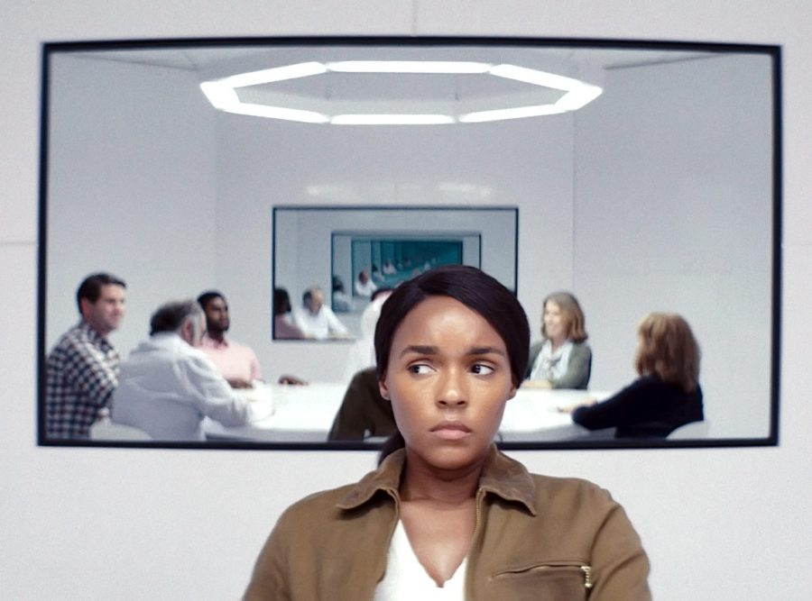 Janelle Monáe in the second season of Homecoming