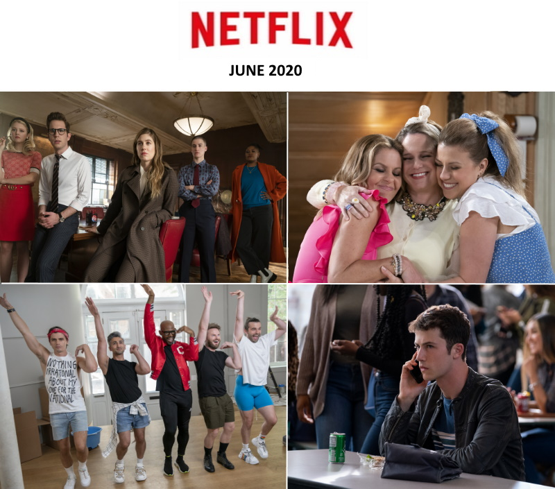 Here's What's New on Netflix Canada – June 2020