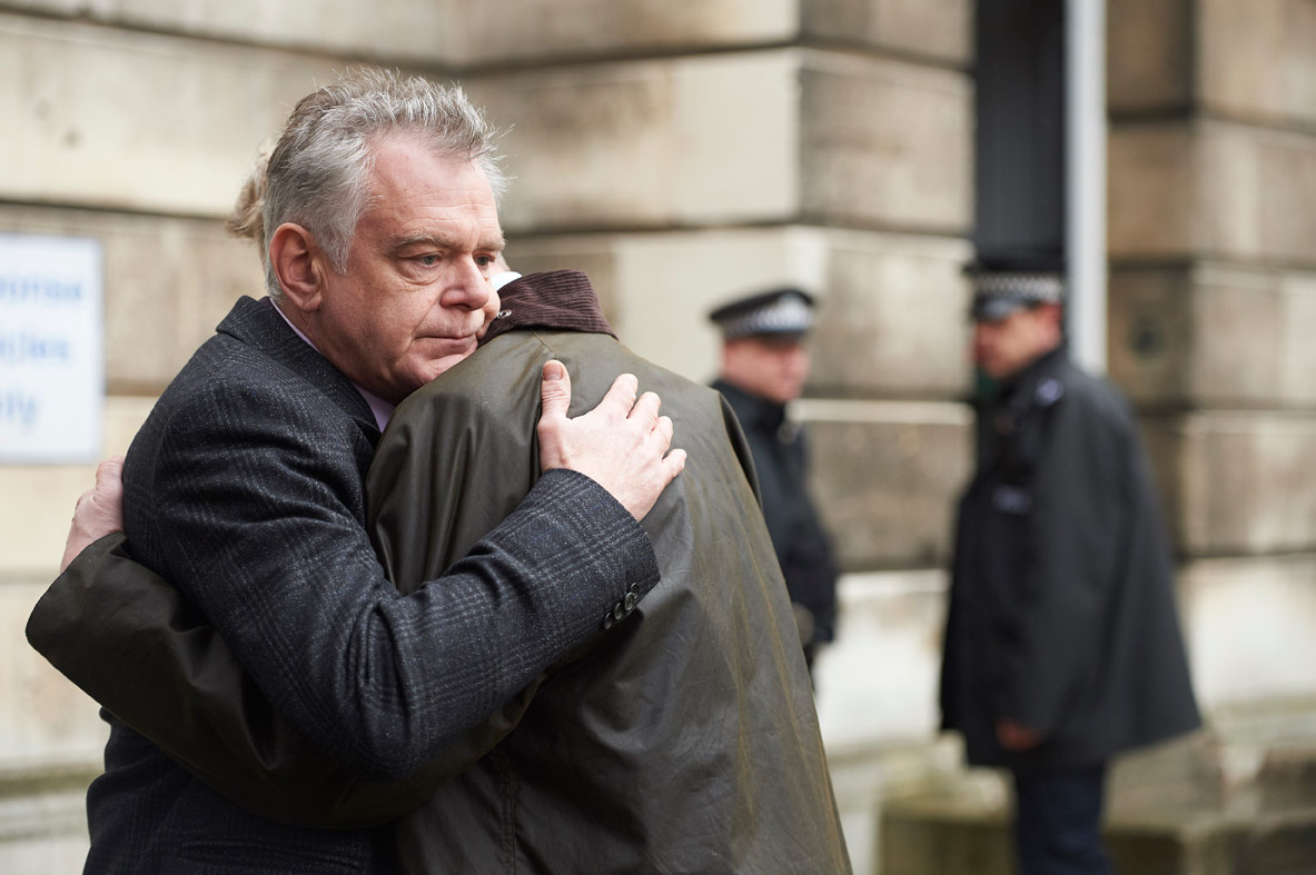 Kevin McNally in Unforgotten. Courtesy of BritBox.