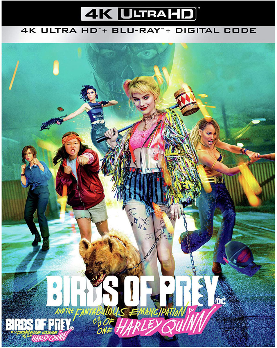 Birds of Prey now available on DVD and Blu-ray