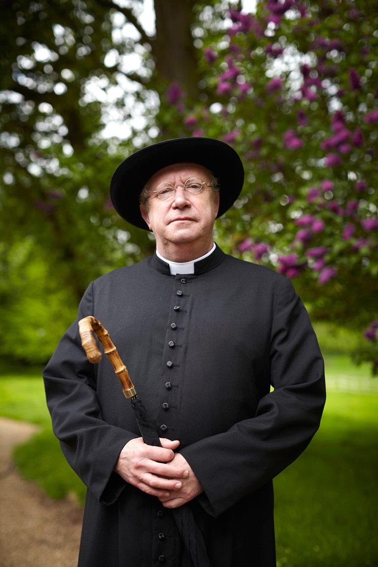 Mark Williams Father Brown