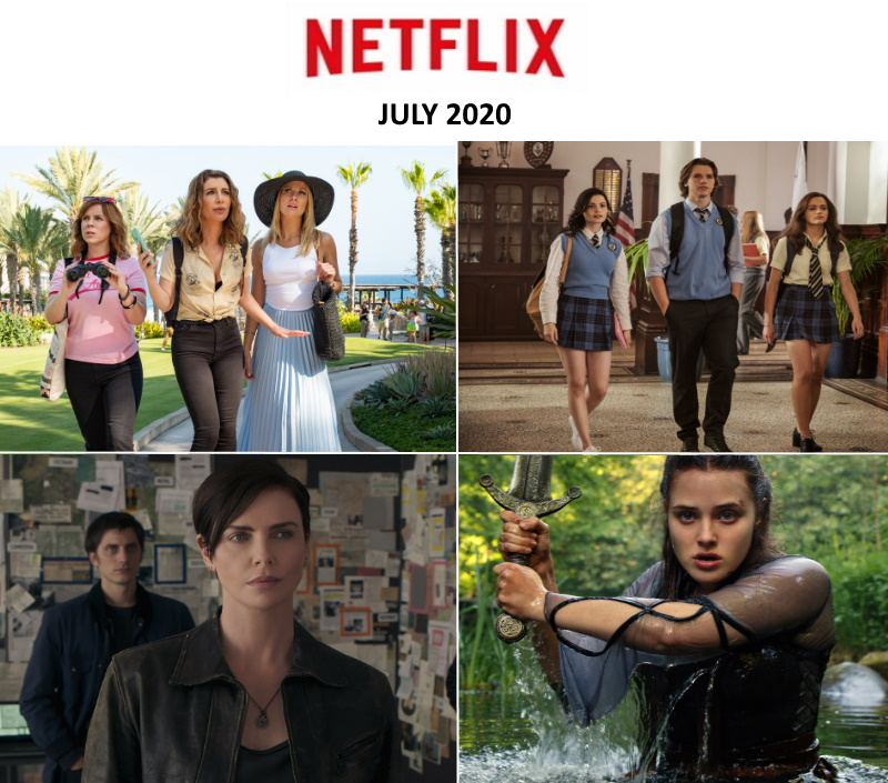 Here's what's New on Netflix Canada – July 2020