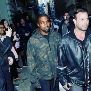 Kanye West's ex-bodyguard claims star is a 'bully'