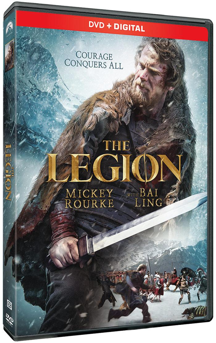The Legion on DVD