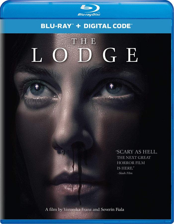 The Lodge on Blu-ray