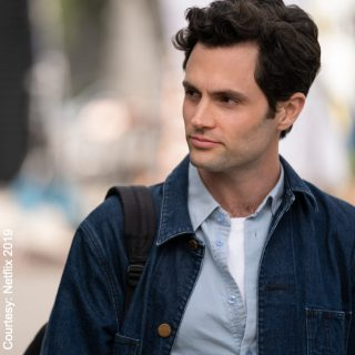 Penn Badgley troubled by co-star underage allegations